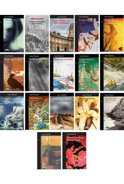 Amin Maalouf Seti 17 Kitap