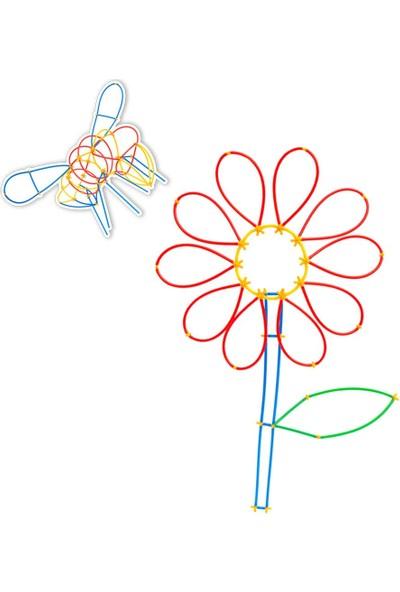 Fen Toys 03680 Plus Bambu Çubuklar 300 Parça