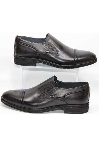 Berenni Deri Poliüretan Taban Maskaratlı Model Klasik Erkek Ayakkabı