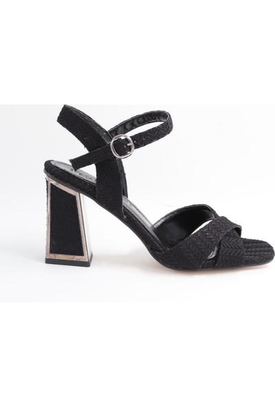 Park Moda Modensi Kadın Topuklu Ayakkabı 62714000SIM