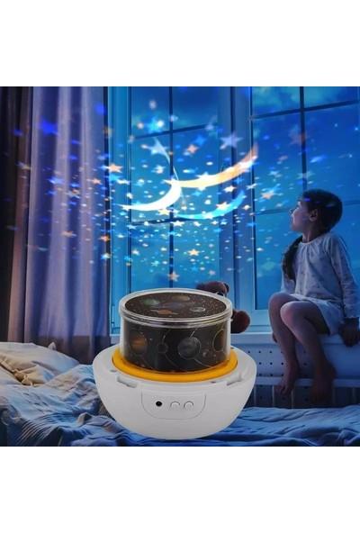 İbeking Sihirli Elmas Projektör Gece Lambası