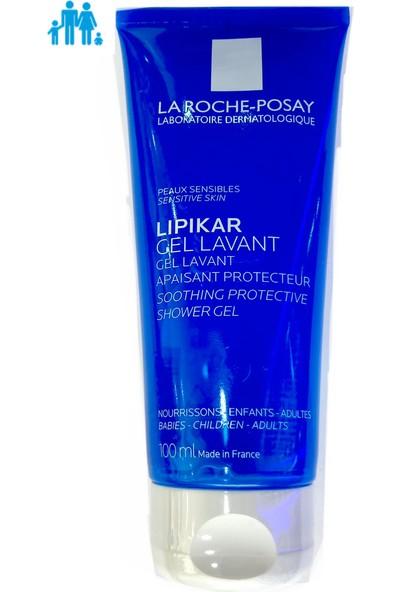 La Roche-Posay Lipikar Gel Lavant 100ML