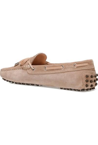 Nine West Newholt2 1fx Camel Kadın Loafer Ayakkabı