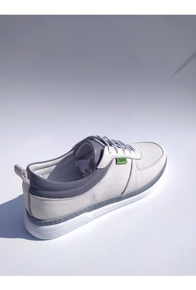 James Franco 6110 Hafif Taban Deri Günlük Erkek Ayakkabı
