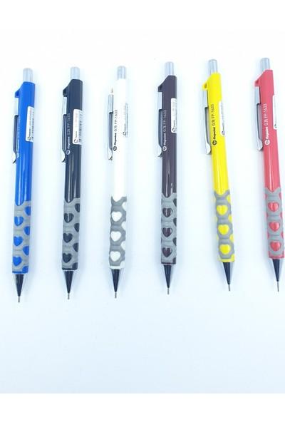Fixpoint Versatil Kalem Metal Uçlu Kalem 0.7 mm FP-1633 6 Adet