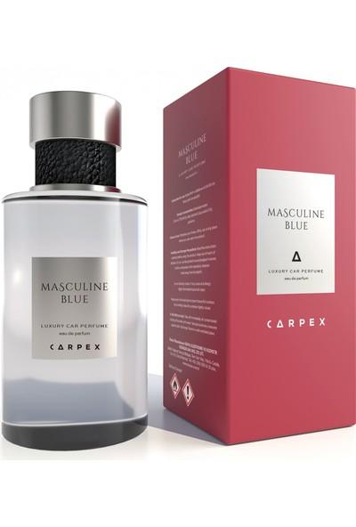 Carpex 50 ml Oto Parfümü Masculıne Blue