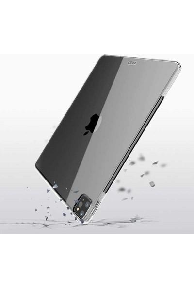 Happyshop Apple iPad Pro 11 2021 Kılıf Ultra Korumalı Şeffaf Silikon