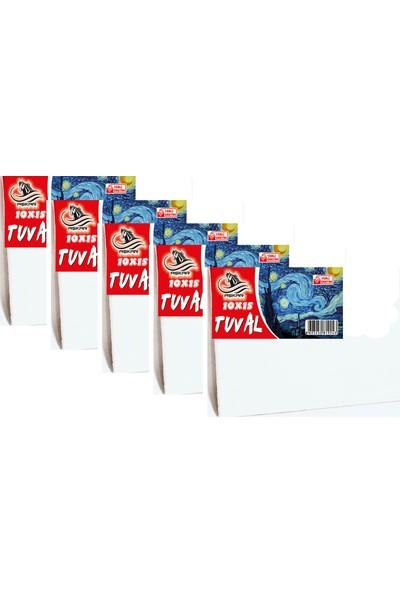 Aşkar Tuval 5 Adet 10 x 15 cm
