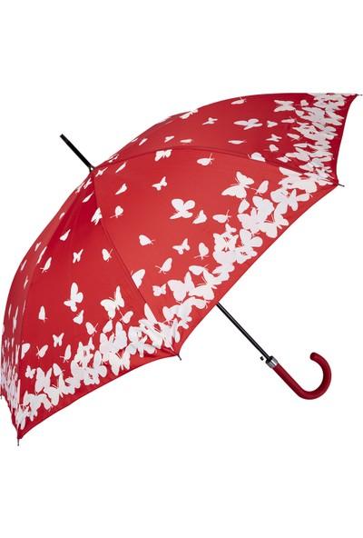 Biggbrella So003 Renk Değiştiren Kelebek Şemsiye