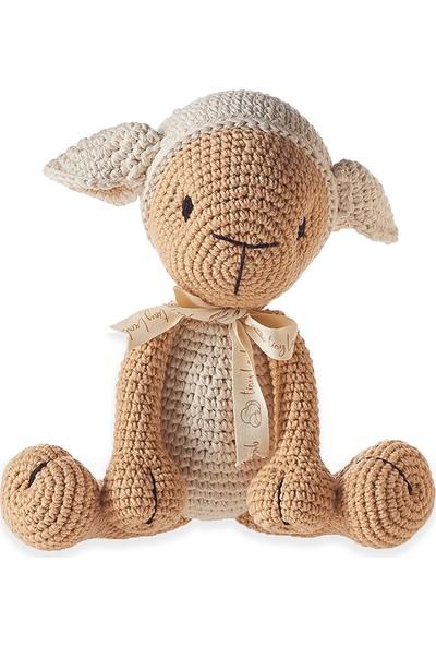 Tiny Lamb Tinylamb Amigurumi Elde Örme Oyuncak Maskot