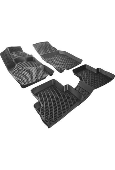 Rizline Nissan Juke 3D Havuzlu Paspas