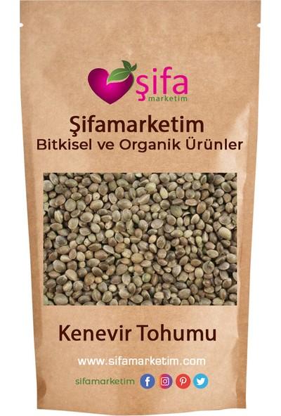 Şifamarketim Çedene (Kenevir) Tohumu 1 kg