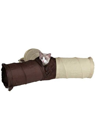Trixie Kedi Oyun Tüneli, 3 x Ø22 x 50 cm
