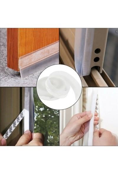 Trend Sanal 3 Metre Kapı Pencere Rüzgar Kesici Şerit Bant Kapı Kenar Bantı
