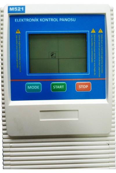 Impo M531 (7,5-10 ) Hp LCD Ekranlı Pano - 380 Volt - Tek Pompa Için Için