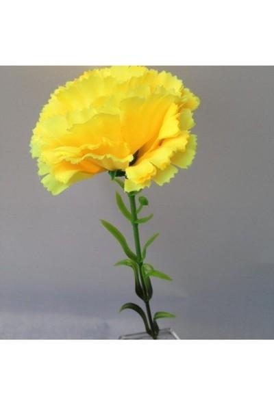Agrobazaar Sarı Karanfil Çiçeği Tohumu 25'li
