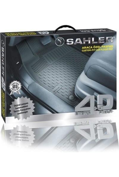 Sahler Volkswagen Golf 7 2013-2020 4d Paspas Siyah