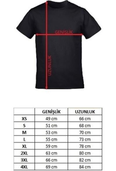 Orijin Dream Theater Siyah Erkek Tişört