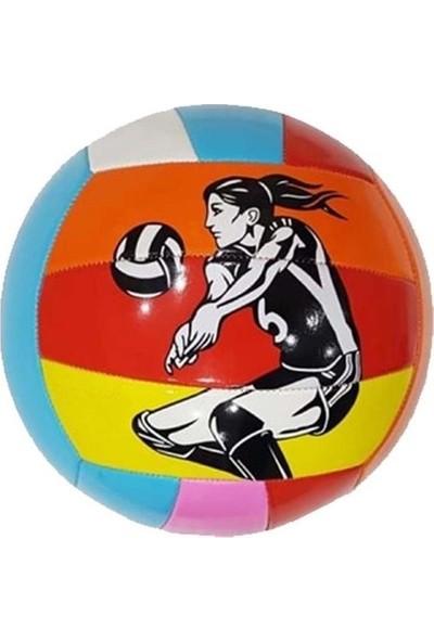 Dikişli Voleybol Topu