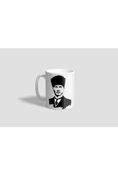 Promosyon Yaptır Atatürk Temalı Kupa Bardak