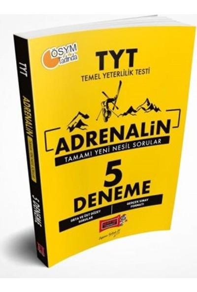 Yargı TYT Adrenalin 5 Deneme Sınavı