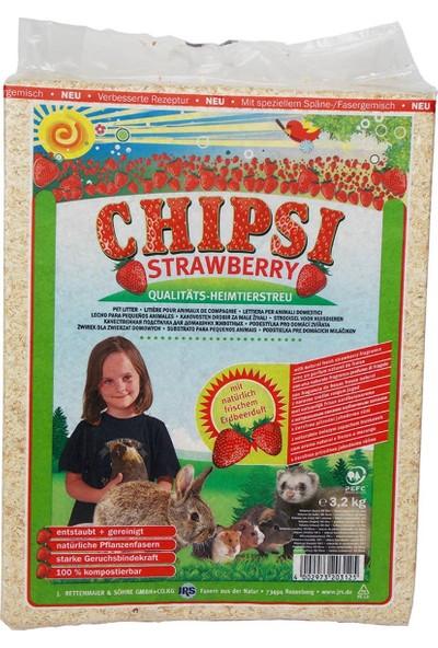 Cats Best Chipsi Çilekli Talaş 15 Lt