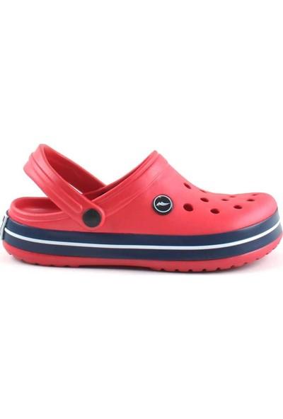 Ceox Kırmızı Yazlık Terlik Sandalet