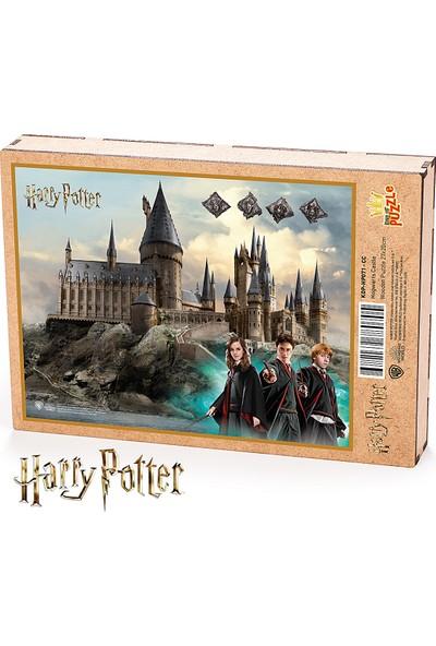 King Of Puzzle Harry Potter - Hogwarts Castle Ahşap Puzzle 204 Parça Lisanslı Ürün
