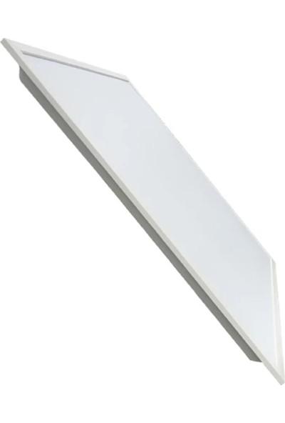 Ookay LED Panel 45W 60X60 3500 Kelvin Günışığı Backlıght Sıva Altı Panel LED Ookay