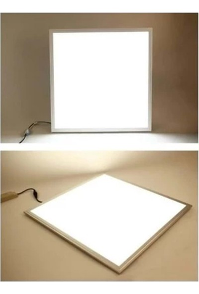 Ookay LED Panel 45W 60X60 3500 Kelvin Günışığı Backlıght Sıva Altı Panel LED Ookay