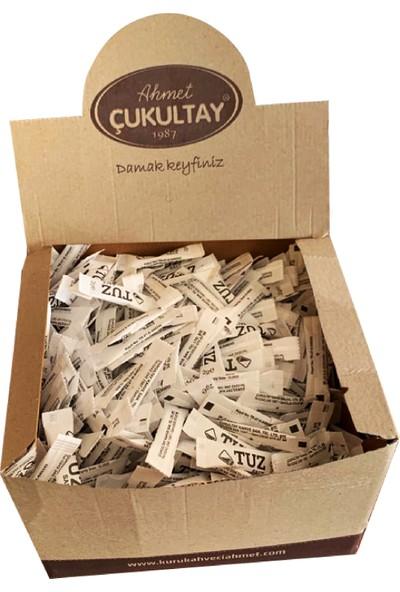 Ahmet Çukultay Tek Kullanımlık Tuz Stıck 1000'LI