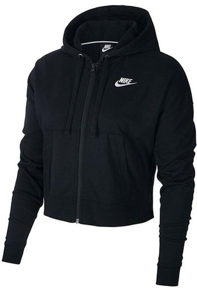 Nike Sneaks Up Nike W Nsw Hoodie Fz Jrsy New CW8618-010