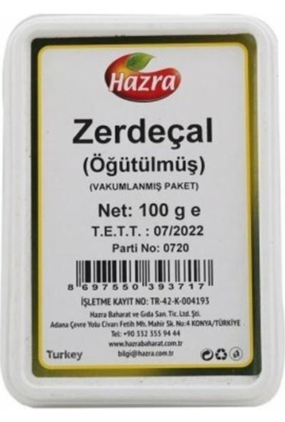 Hazra Zerdeçal Toz 100 gr