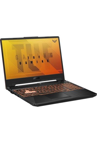 "Asus Tuf Gaming FX506LI-HN039 Intel Core I5-10300H 8GB 512GB SSD GTX1650TI Freedos 15.6"" Taşınabilir Bilgisayar"