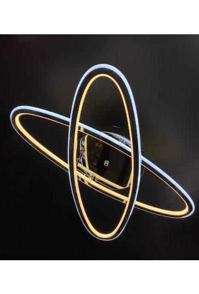 Burenze Tasarım 2 Li Power LED Avize Kademeli 3 Renk Concept Ürün