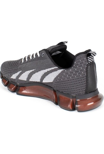 Scootland Gri Erkek Spor Ayakkabı