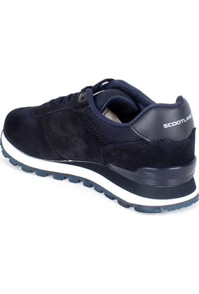 Scootland Lacivert Erkek Spor Ayakkabı