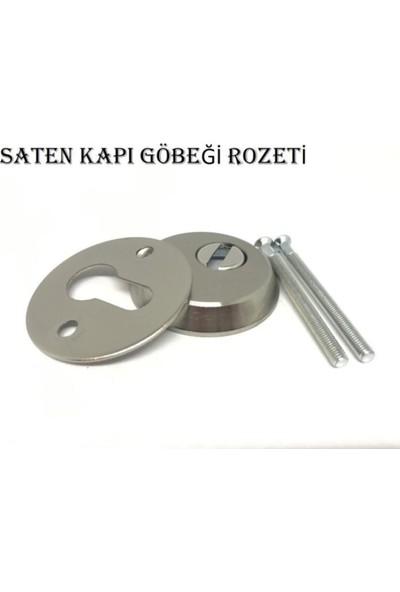 Altın Barel Koruyucu Çelik Kapı Rozeti - Zırh