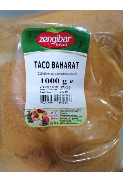 Zengibar Taco Baharatı 1000 gr