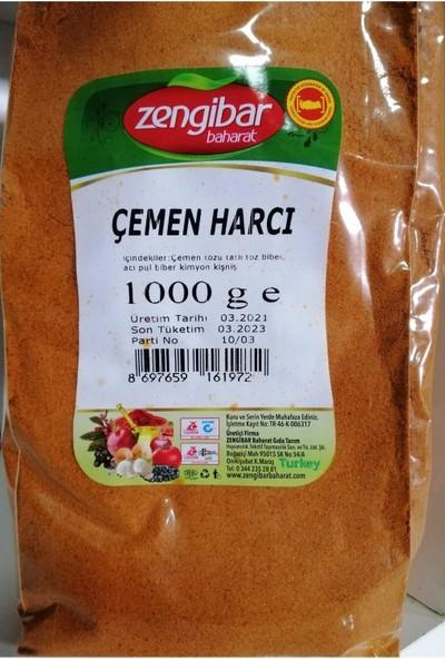 Zengibar Çemen Harcı 1000 gr