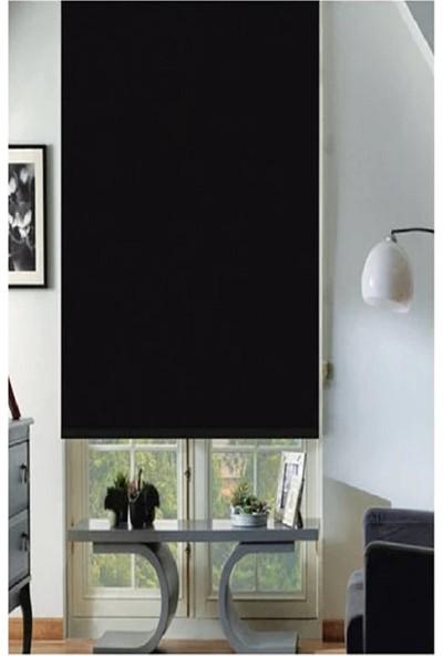 Güneş Perde Siyah Blackout Stor Perde