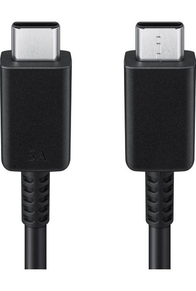Samsung EP-DN975 5A Typec Kablo Siyah