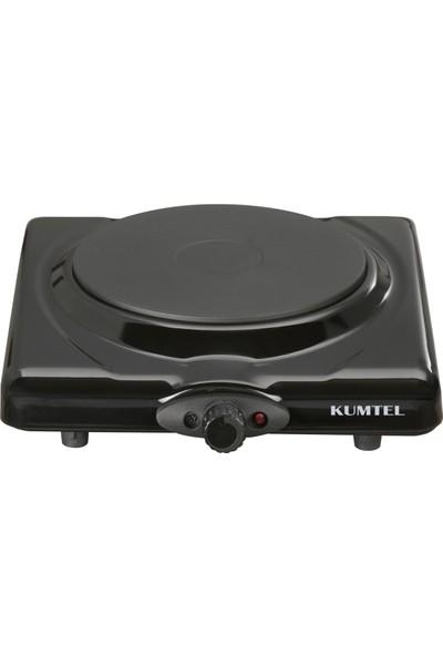 Kumtel LX-7115 Elektrikli Hotplate Siyah Ocak