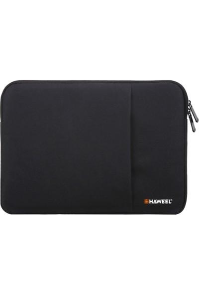 """Haweel 11"""" Universal Ipad Tablet ve Laptop Taşıma Çantası Siyah"""