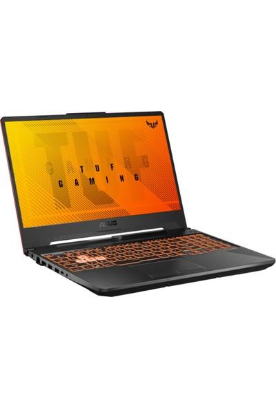 """Asus TUF FA506IU-HN153 AMD Ryzen 7 4800H 8GB 512GB SSD GTX 1660Ti Freedos 15.6"""" FHD Taşınabilir Bilgisayar"""