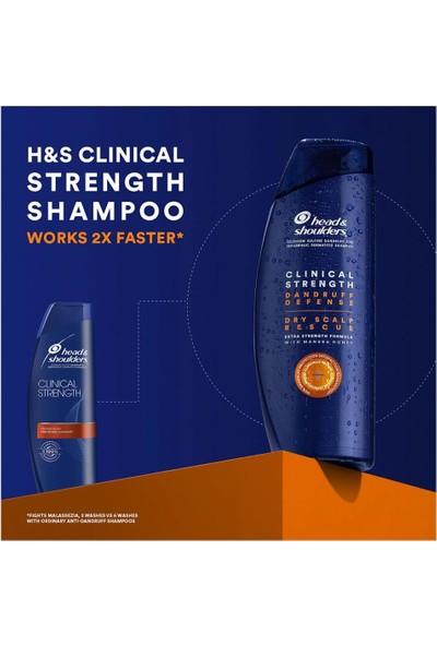 Head & Shoulders Clinical Strength Şampuan 400 ml