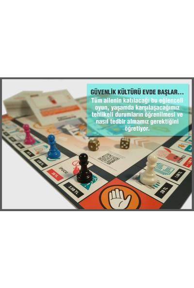 Yankı Bilgimle Güvendeyim Kutu Oyunu