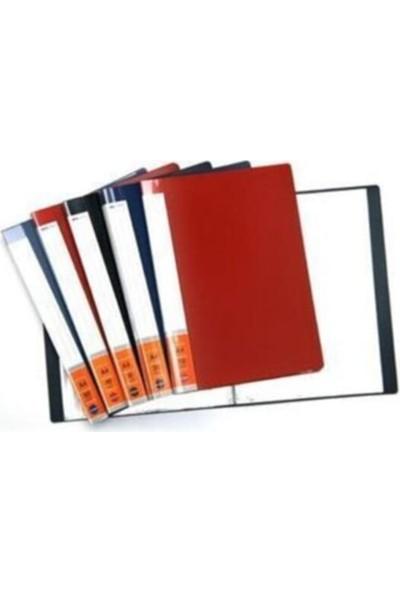 Umix Basic Sunum Dosyasi 30'lu Renk Seçenekleri Kırmızı