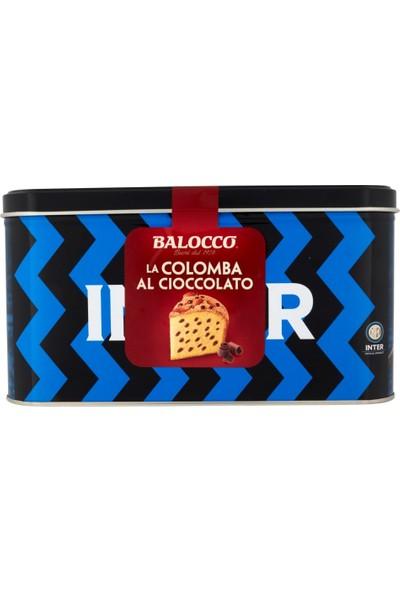 Balocco La Colomba Inter Klup Teneke Kutu Kek 750GR