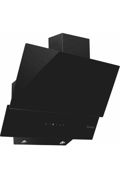 Itimat Black Lüx 3lü Ankastre Set (AF500 Fırın + 5031 Ocak + 9011 Davlumbaz)